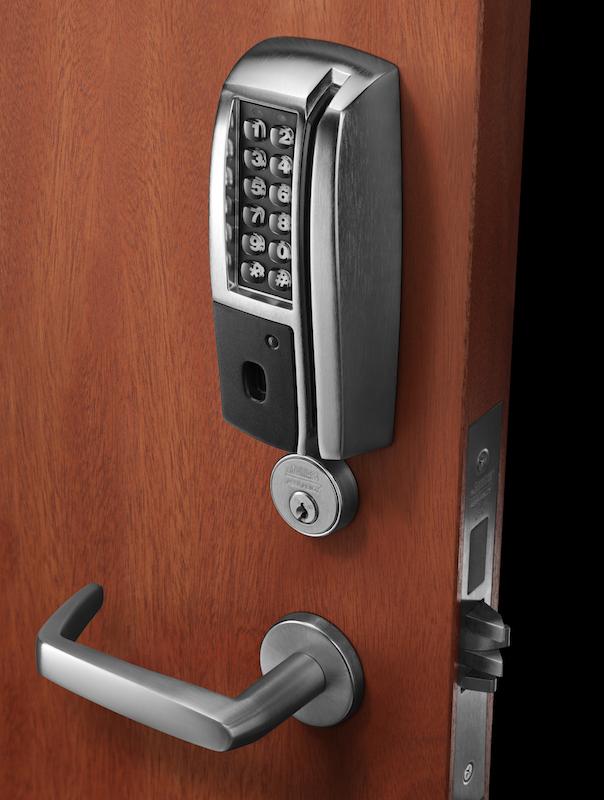 architectural hardware national security door