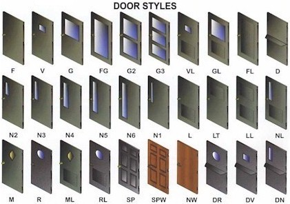 Hallow Door Options