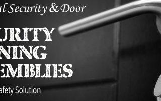 National Security and Door