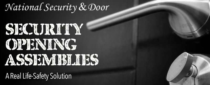 National Security and Door