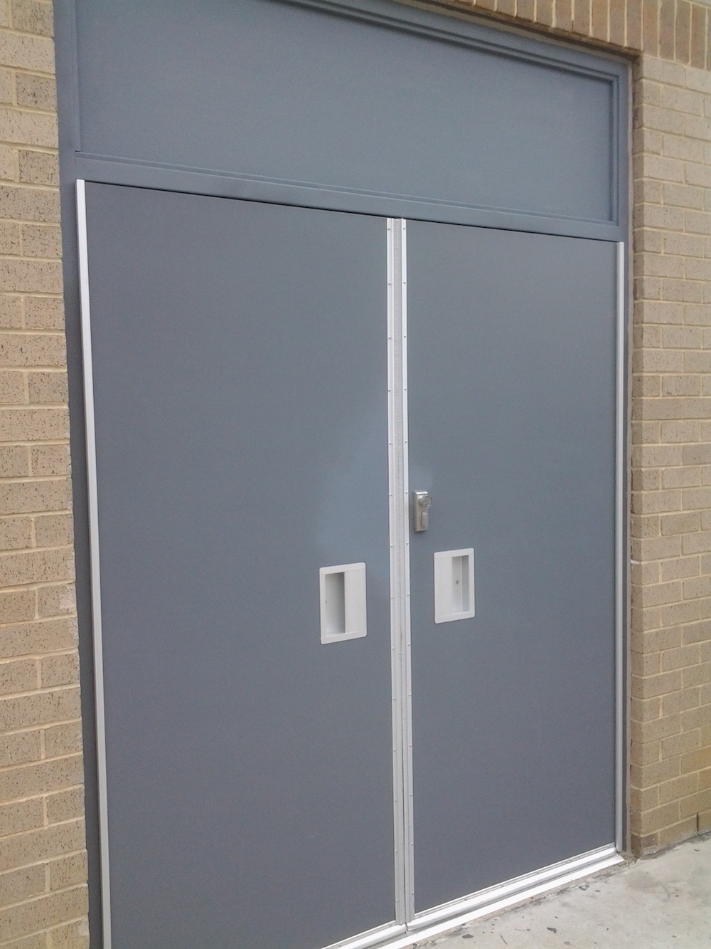 doors gallery with chromed hollow design pictures metal and steel frame modern door